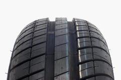 Neumático moderno a estrenar del verano Foto de archivo