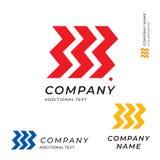 Neumático plantilla determinada de la identidad de la marca del icono del símbolo del concepto simple y limpio de Logo Speed Embl libre illustration