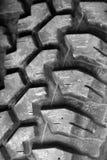 Neumático rugoso Fotos de archivo libres de regalías