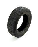 Neumático usado Fotos de archivo libres de regalías