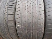 Neumáticos Fotografía de archivo
