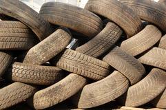 Neumáticos de coche Fotos de archivo