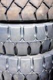 Neumáticos de Industria Imagen de archivo