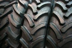 Neumáticos del alimentador Imagen de archivo libre de regalías
