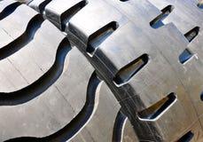 Neumáticos industriales Imagenes de archivo