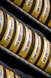 Neumáticos para la venta en Corea Imagen de archivo libre de regalías