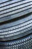 Neumáticos usados Imagenes de archivo