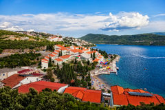Neum city Stock Images