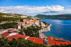 Neum city. The tourist resort of Neum, Bosnia Herzegovina Stock Images