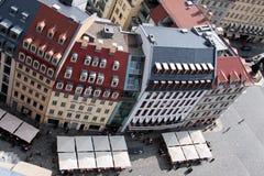 Neumarkt Дрезден Стоковое фото RF