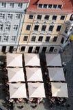 Neumarkt Дрезден Стоковое Изображение RF