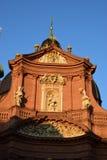 NEUMÜNSTERKIRCHE church in Würzburg, Germany Royalty Free Stock Photos