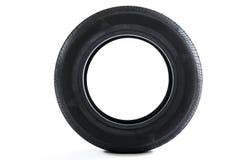 Neumático de coche del verano Imágenes de archivo libres de regalías