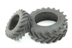 Neumáticos del alimentador Imagen de archivo