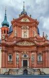 Neumunsterkerk, Wurzburg, Duitsland royalty-vrije stock foto