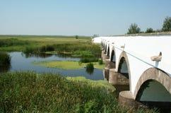 Neun Loch-Brücke Lizenzfreie Stockfotos