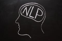 Neuro-taalkundige Programmering stock foto's