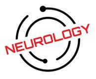 neurologie stock abbildung