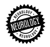 Neurology rubber stamp Royalty Free Stock Photos
