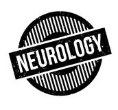 Neurology rubber stamp Stock Photography