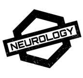 Neurology rubber stamp Stock Photos