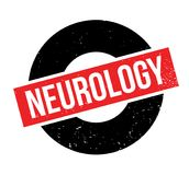 Neurology rubber stamp Royalty Free Stock Images