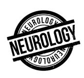 Neurology rubber stamp Stock Images