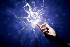 Neurology study Royalty Free Stock Image