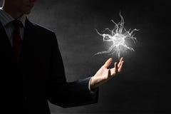 Neurology study concept Royalty Free Stock Image