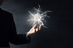 Neurology study concept Royalty Free Stock Photography