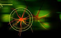 Neuron Stock Image