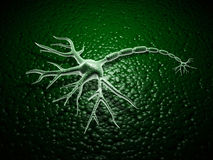 Neurone Photographie stock