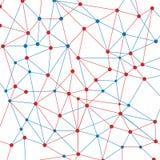 Neuronnetz Stockfotografie
