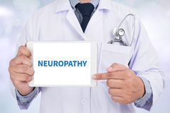 NEUROPATHY Stock Photography