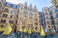 Neus Rathaus Zdjęcie Royalty Free