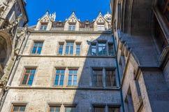 Neus Rathaus Royalty Free Stock Photos
