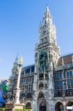 Neus Rathaus Royalty Free Stock Photo
