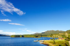 Neusa Lake Stock Fotografie