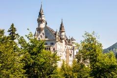 neuschwanstein Германии замока стоковое фото