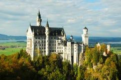 neuschwanstein замока Стоковое Фото