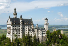 Neuschwanstein Stock Photography