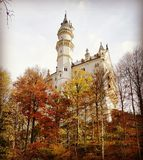 Neuschwanstein στοκ εικόνες με δικαίωμα ελεύθερης χρήσης