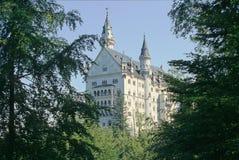Neuschwanstein Stock Photo
