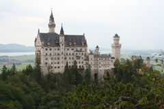 Neuschwanstein Stock Photos
