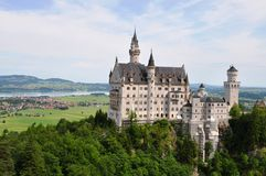 Neuschwanstein Stock Images