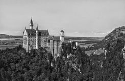 Neuschwanstein Photo stock