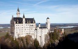 Neuschwanstein Royalty Free Stock Images