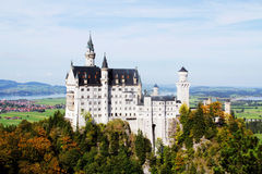 Neuschwanstein Royalty Free Stock Photos