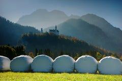 Neuschwanstein Royaltyfri Bild