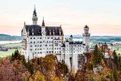 Neuschwanstein royalty-vrije stock foto